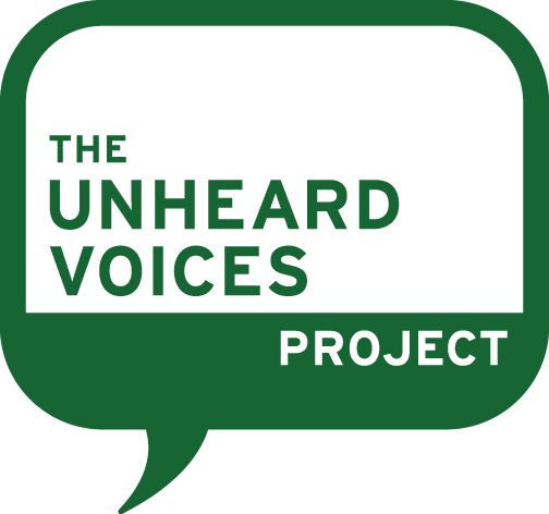 THE UNHEARD  VOICES PROJECT